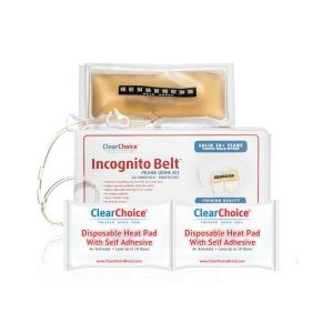 Incognito Belt Synthetic Urine   Product Review