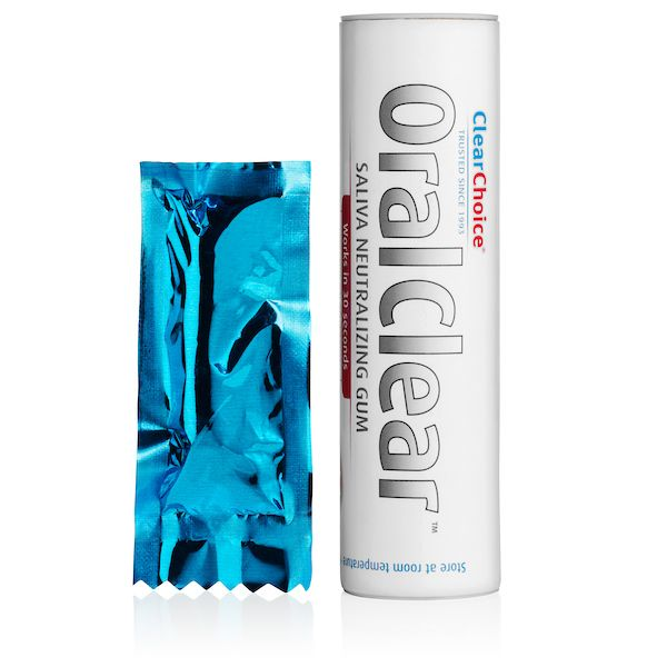 Oral Clear Gum   Product Review
